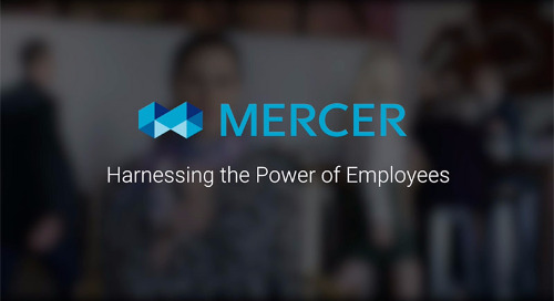 How Mercer Harnesses the Power of their Employees
