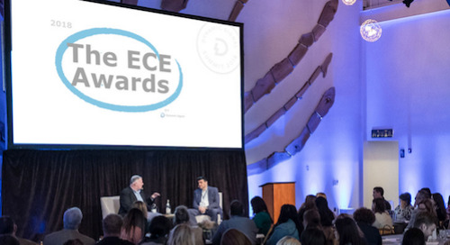 Announcing Our 2018 ECE Award Winners!