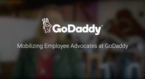 Mobilizing Employee Advocates at GoDaddy