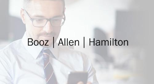 "Booz Allen Hamilton's CEO ""Crowdsources"" Company's Success Story"