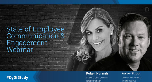 State of Employee Communication and Engagement (Webinar)