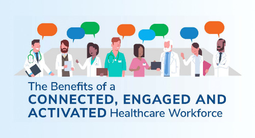The Benefits of a Connected, Engaged and Activated Healthcare Workforce