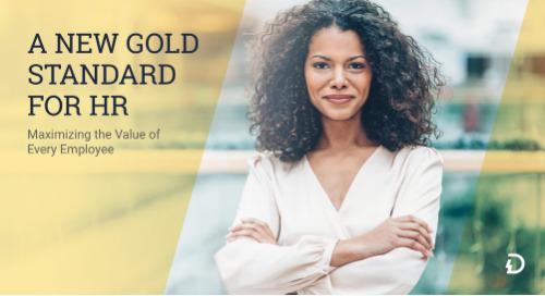 A New Gold Standard for HR