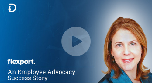 An Employee Advocacy Success Story
