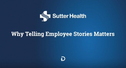 Why Telling Employee Stories Matters