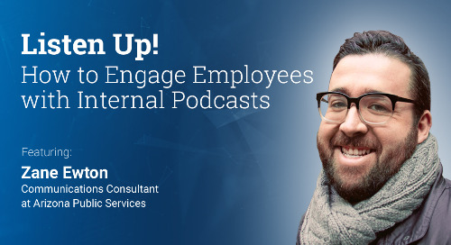 Listen Up! How to Engage Employees with Internal Podcasts (Pres Deck)