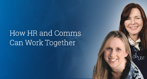 How HR and Comms Can Work Together