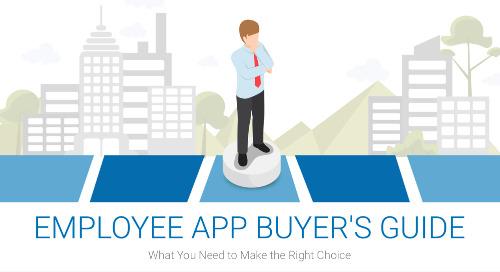 Employee App Buyer's Guide