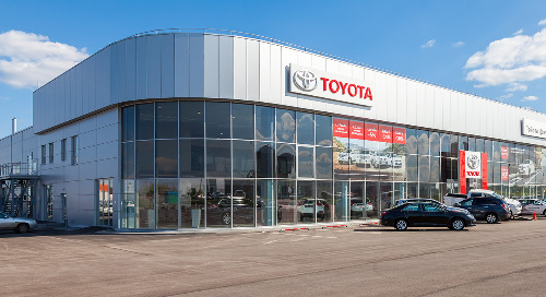 How A Small Toyota Team Made Bold Decisions To Deliver COVID-19 Information