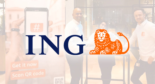 A Vibrant ING Employee Platform Designed For Sharing Positive Content