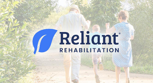 Reliant Rehab Reimagines How Their Therapists Connect