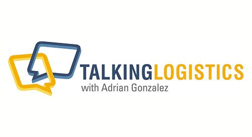 Talking Logistics Episode Featuring Chris Cameron