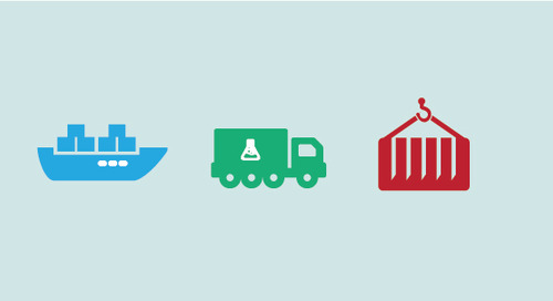 TOP SIX Items on Your Chemical Industry Logistics Solution Shopping List