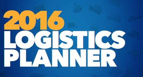 Elemica Included in 2016 Logistics Planner Magazine