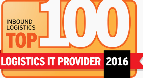 Elemica Named Top Logistics IT Provider
