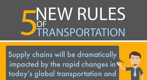 5 New Rules of Transportation