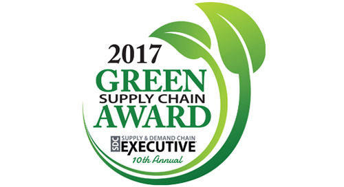 Elemica Wins Green Supply Chain Award