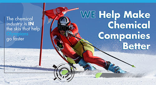 Olympic Skiing, Chemical Industry, and Digital Transformation…