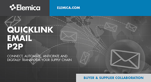 Elemica QuickLink Email P2P