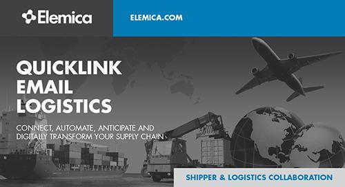 Elemica QuickLink Email Logistics