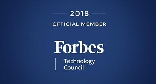Elemica CTO Arun Samuga Accepted into Forbes Technology Council