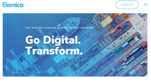 Elemica Introduces New Website and Corporate Video to Reflect Digital Transformation Message