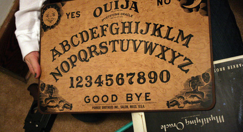Why Todays Supply Chain Control Towers Resemble a Ouija Board