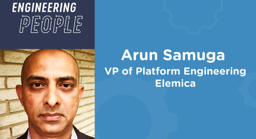 Our CTO, Arun Samuga, was on Treehouse's Engineering People Show with Ryan Carson!