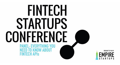 API Panel – 2015 FinTech Startups Conference
