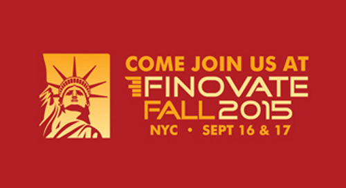 Xignite, the Market Data Cloud, Selected to Present at FinovateFall 2015