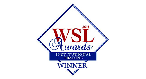 Xignite Named 'Best Cloud Solution' for 2016 Wall Street Letter Institutional Trading Awards