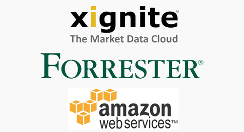 Xignite Webinar: The Cloudification of Capital Markets