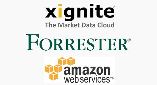Xignite Webinar: The Cloudification of Capital Markets