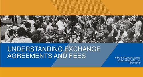 Understanding Exchange Agreements and Fees