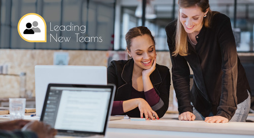 How to lead a new team to success