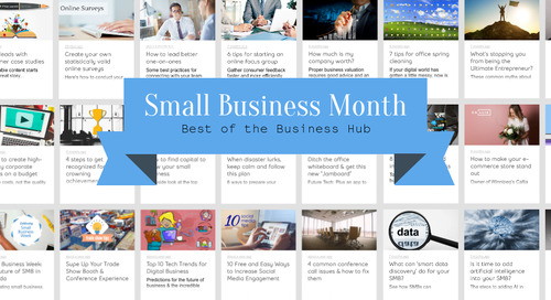 Small Business Month: Grow your SMB