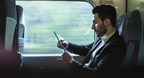 Top tech for business pros on the go
