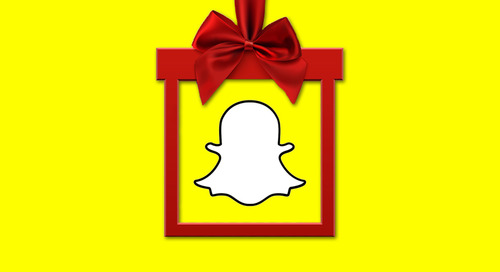 Snapchatting your way through holiday promotions