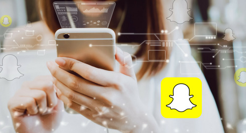 Using Snapchat for business is ... a snap