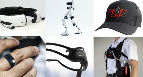 8 crazy wearables coming to market