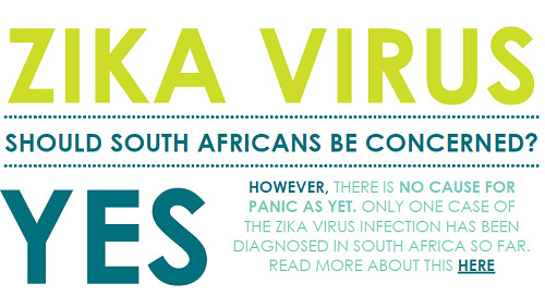 Zika Virus - How are you affected? [Infographic]