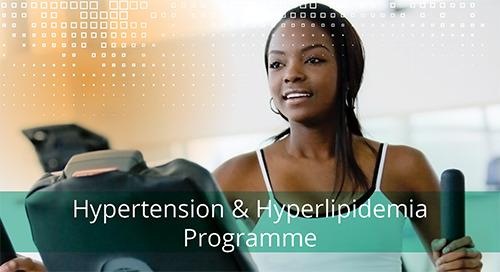 Wellness Programme: Hypertension & Hyperlipidemia