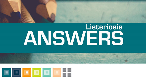 Listeriosis - Your Questions Answered