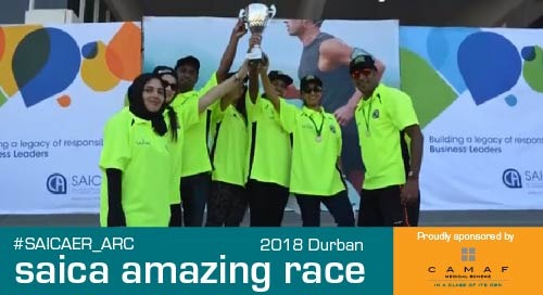 2018 CAMAF/SAICA Amazing Race (Durban) [Video]