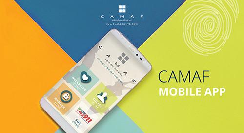 CAMAF App (Brochure)