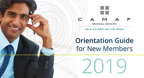 2019 Orientation Guide for New Members