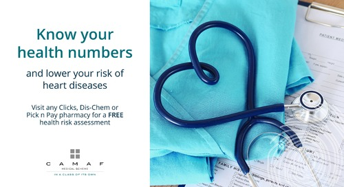 Know Your Health Numbers #HealthyHeart
