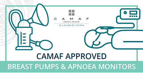 Breast Pumps and Apnoea Monitors [Nappi Codes]