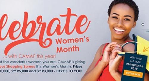 CAMAF #ShopSpree 2019 Promo