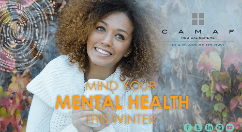 Be Mindful of Your Winter Mental Health
